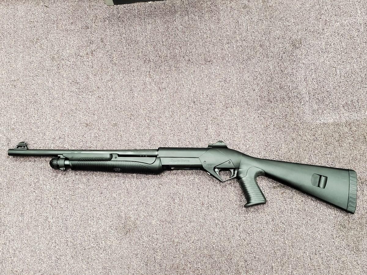 BENELLI SuperNova Tactical Pump-Action Shotguns