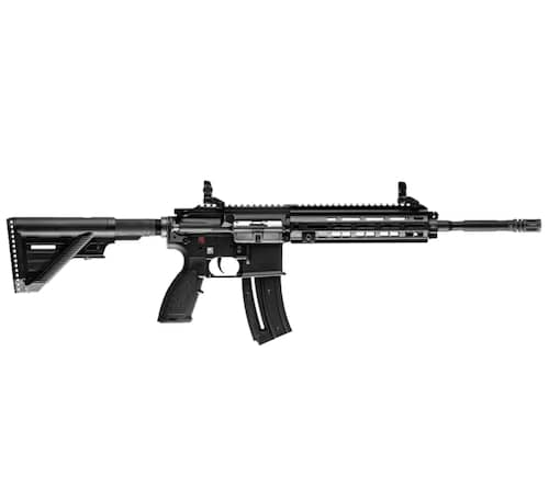 hk416 semi auto rifle