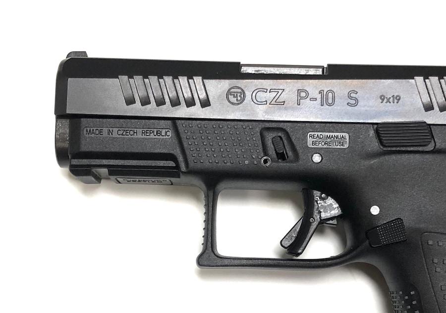 CZ P-10 S - 95160