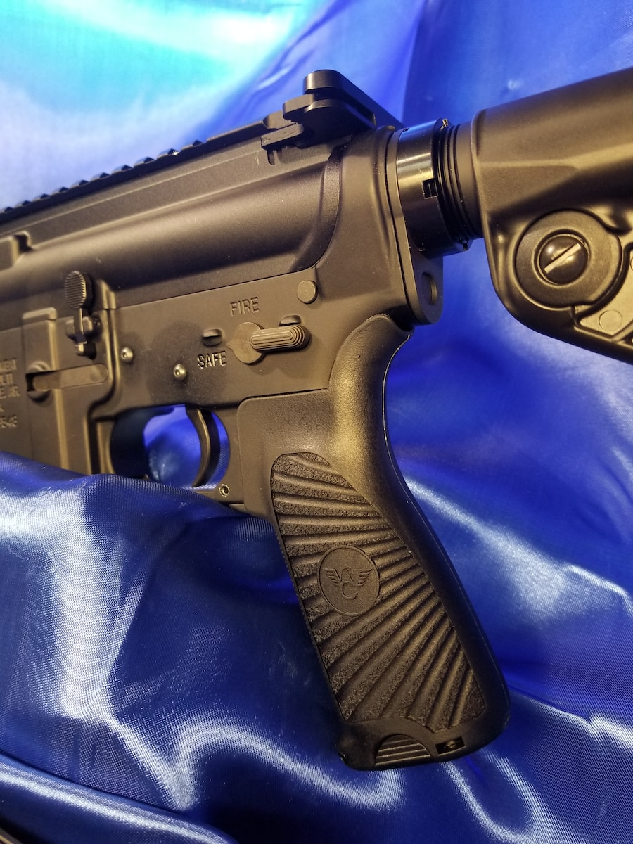 WILSON COMBAT AR-15 MIL-SPEC CUSTOM RIFLE