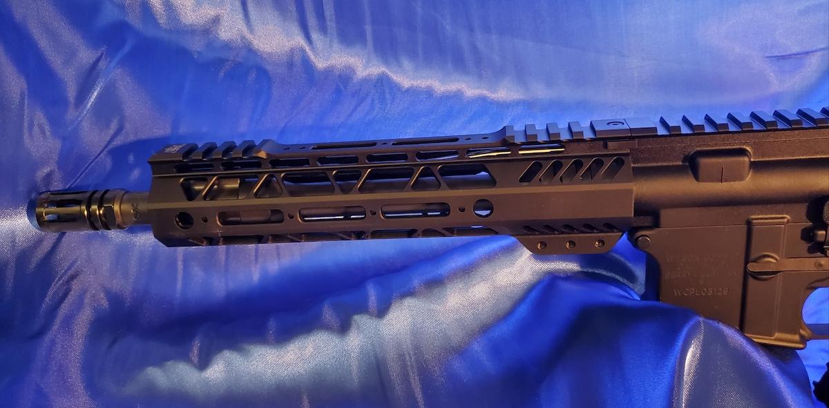 WILSON COMBAT AR-15 MIL-SPEC CUSTOM PISTOL