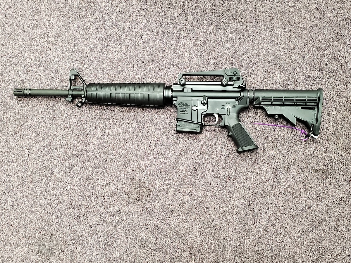 ANDERSON MANUFACTURING fixed magazine m4 ar15 am15