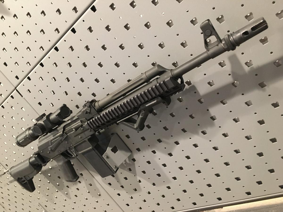 MOLOT-ORUZHIE LTD. Vepr AK47