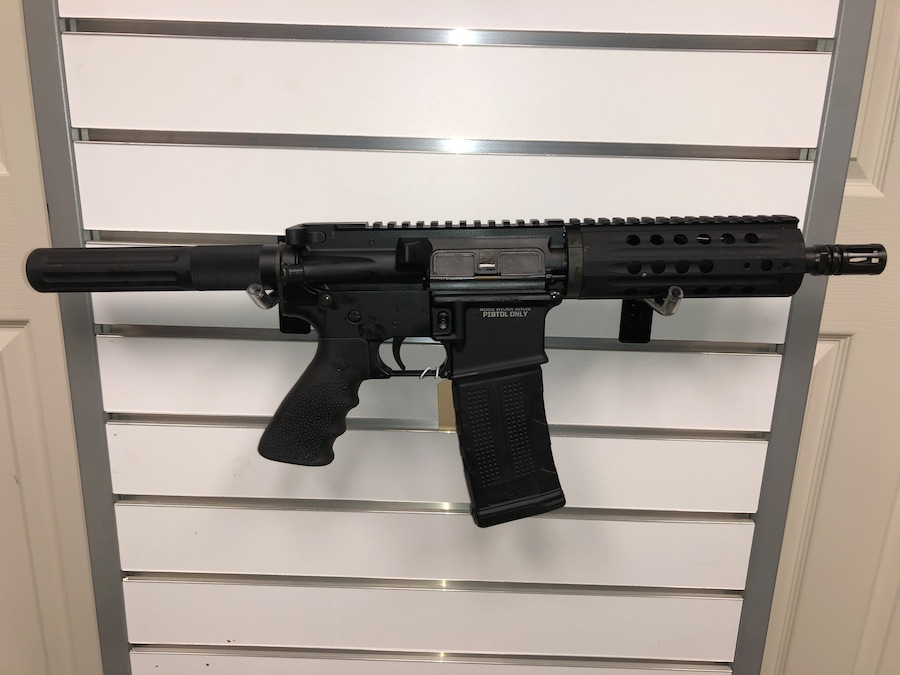 ROCK RIVER ARMS LAR-15 pistol