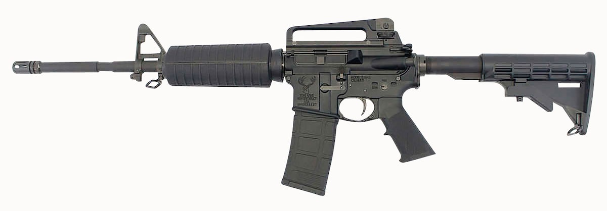 STAG ARMS STAG-15 M4