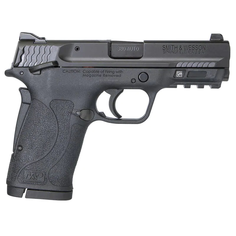 SMITH & WESSON M&P380 SHIELD EZ MANUAL THUMB SAFETY-11663