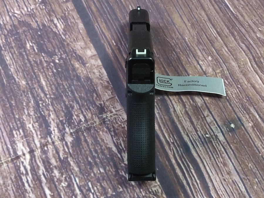 GLOCK 43X 43 X G43X ALL BLACK Remanufactured