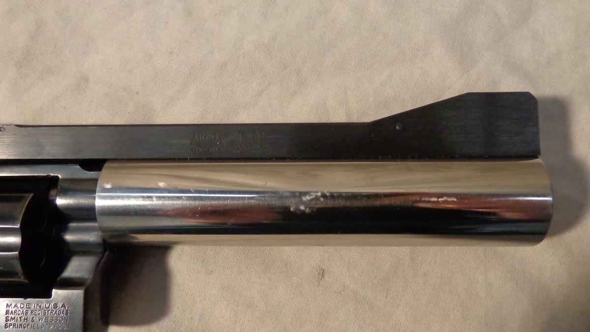 SMITH & WESSON 10-8 PPC Gun