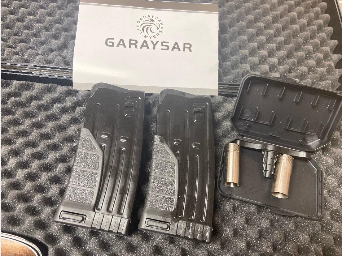 GARAYSAR FEAR-105