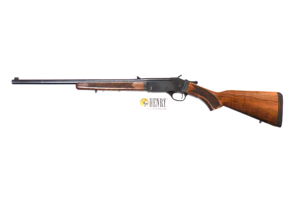 HENRY Single Shot Rifle Steel - H015-450