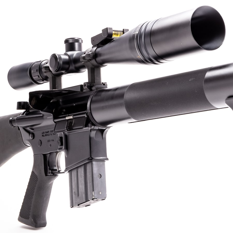 LES BAER ULTIMATE AR.223 SUPER VARMINT
