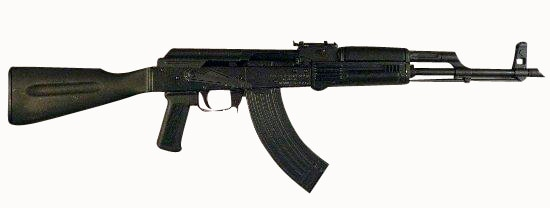 CENTURY ARMS WASR