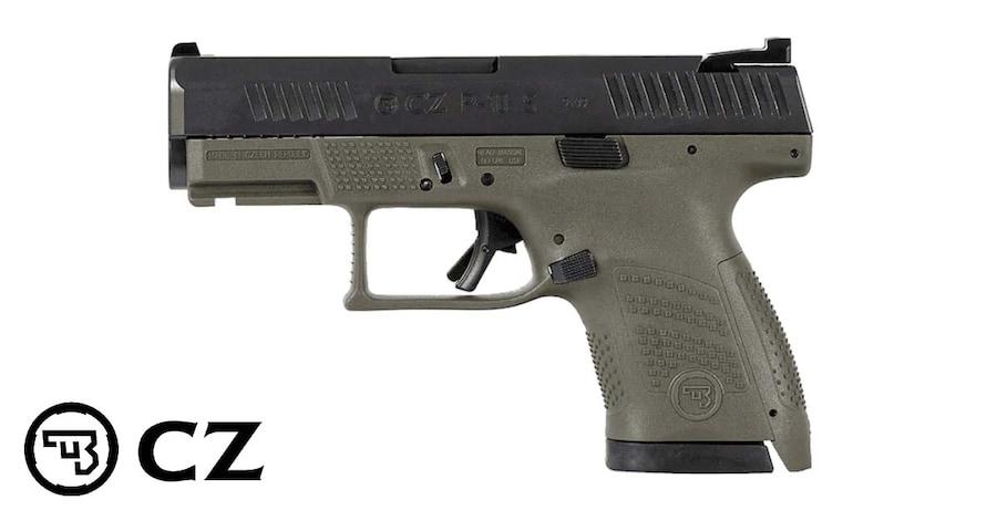 CZ P-10 S