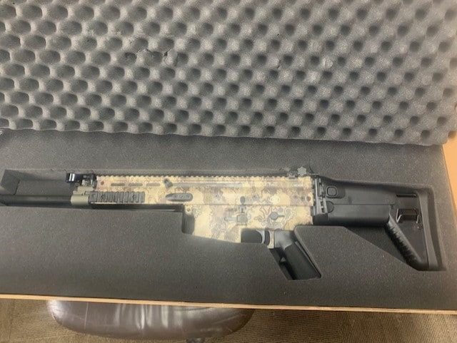 FN America SCAR 17S Viper Western