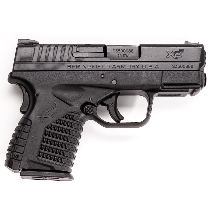 SPRINGFIELD ARMORY XDS-40 3.3
