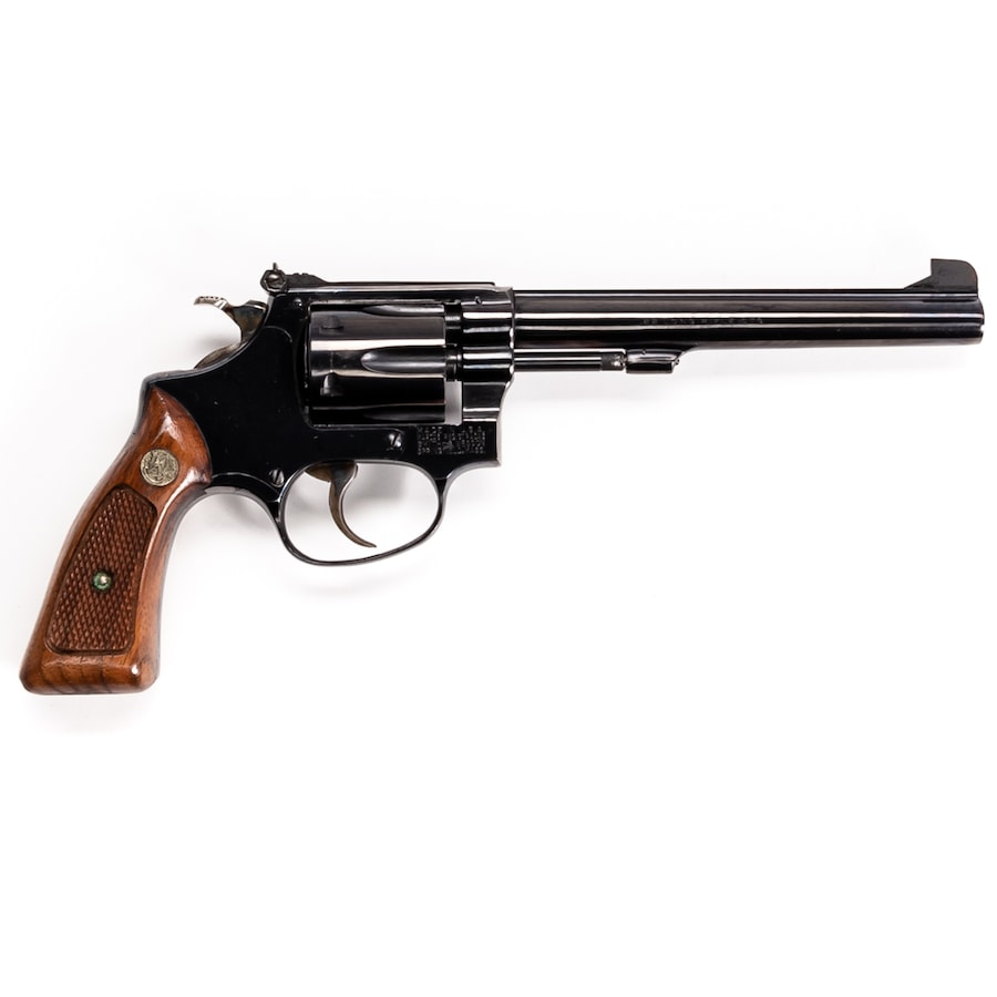 SMITH & WESSON MODEL 35-1