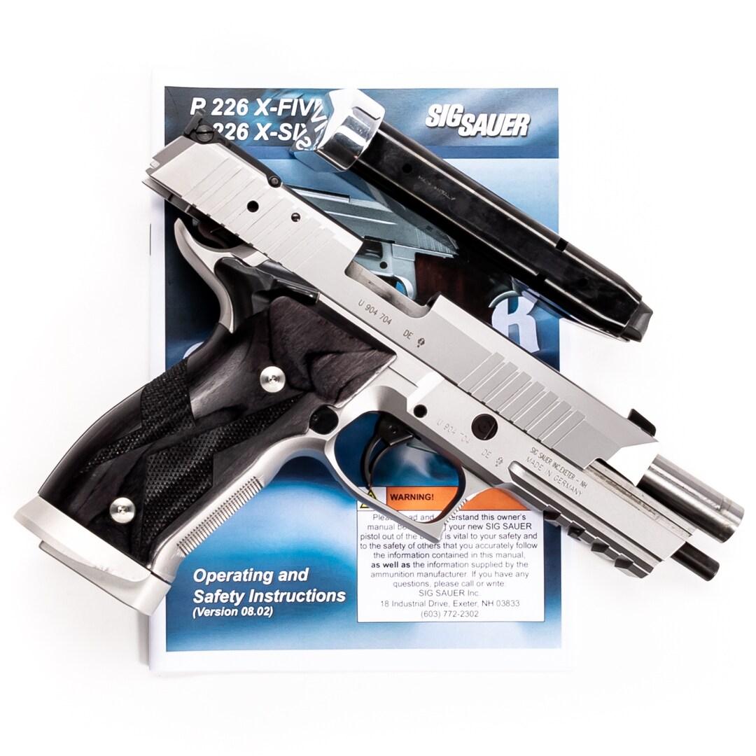 SIG SAUER P226 X-FIVE