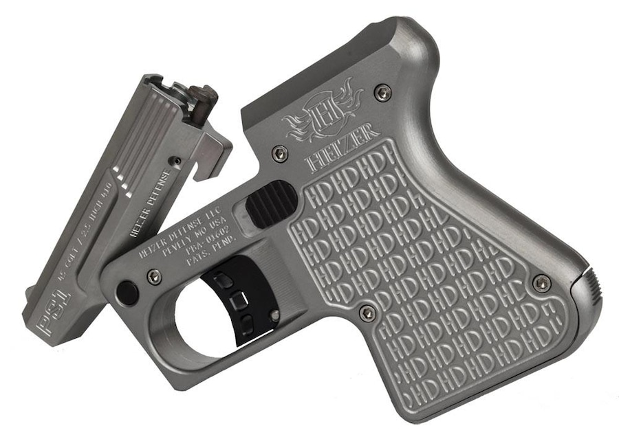 HEIZER DEFENSE PS1