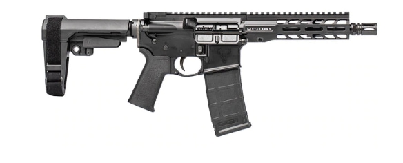 STAG ARMS Stag 15 Tactical RH QPQ 8 in 300BLK Pistol BLA SL NA