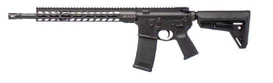 STAG ARMS Stag 15 Tactical RH QPQ 16 in 5.56 Rifle BLA SL NA