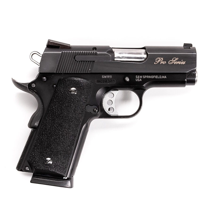 SMITH & WESSON SW1911 PRO SERIES