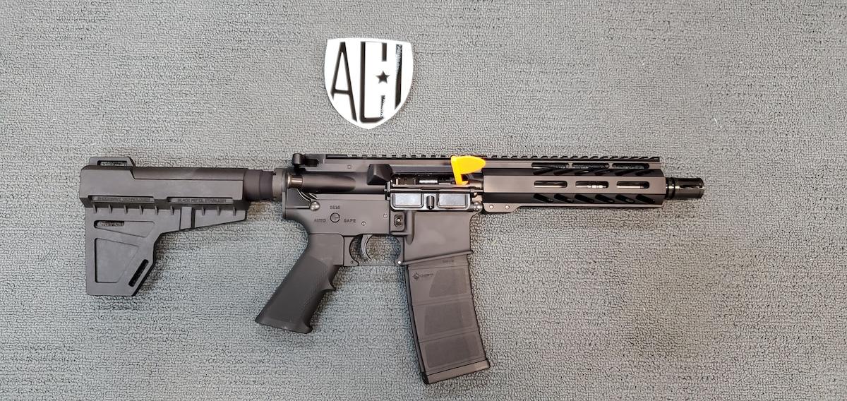 ANDRO CORP INDUSTRIES ACI-15 Pistol