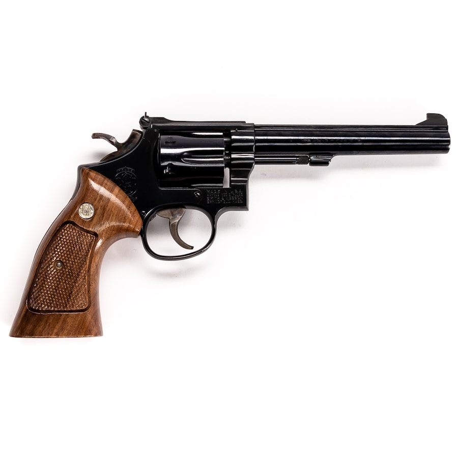 SMITH & WESSON MODEL 17-4
