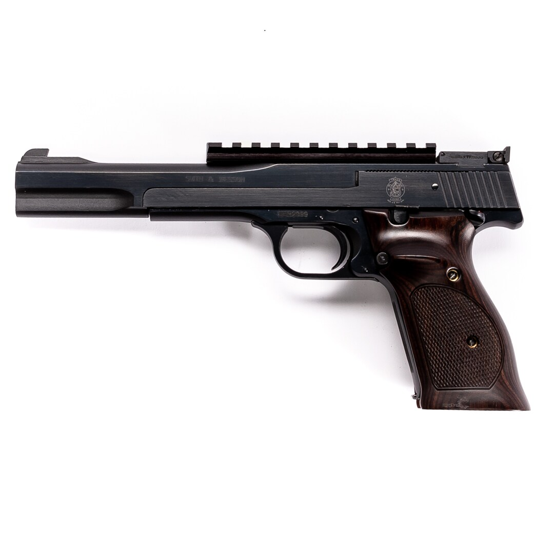 SMITH & WESSON MODEL 41