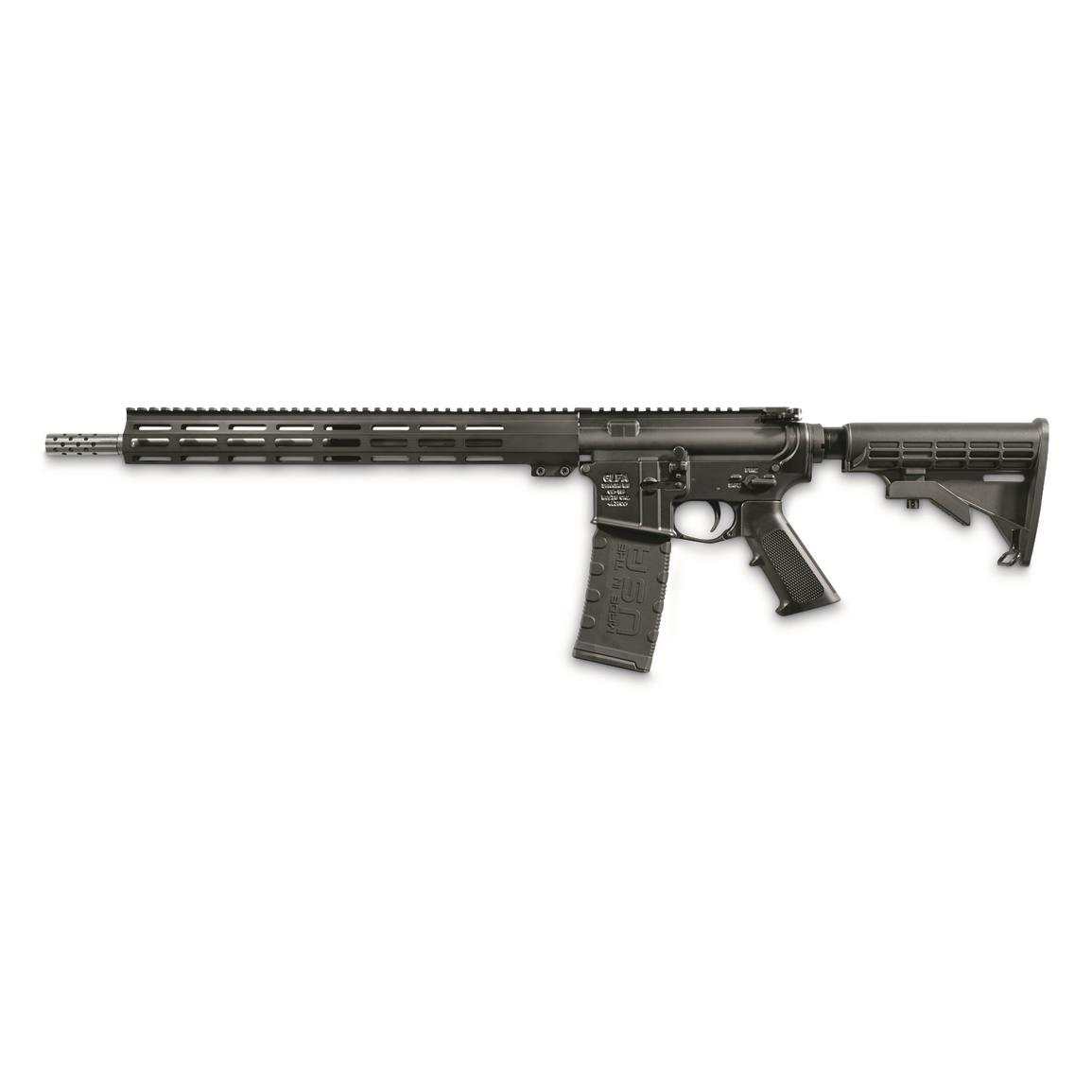 GREAT LAKES FIREARMS A-15 RIFLE-G223BLKSS
