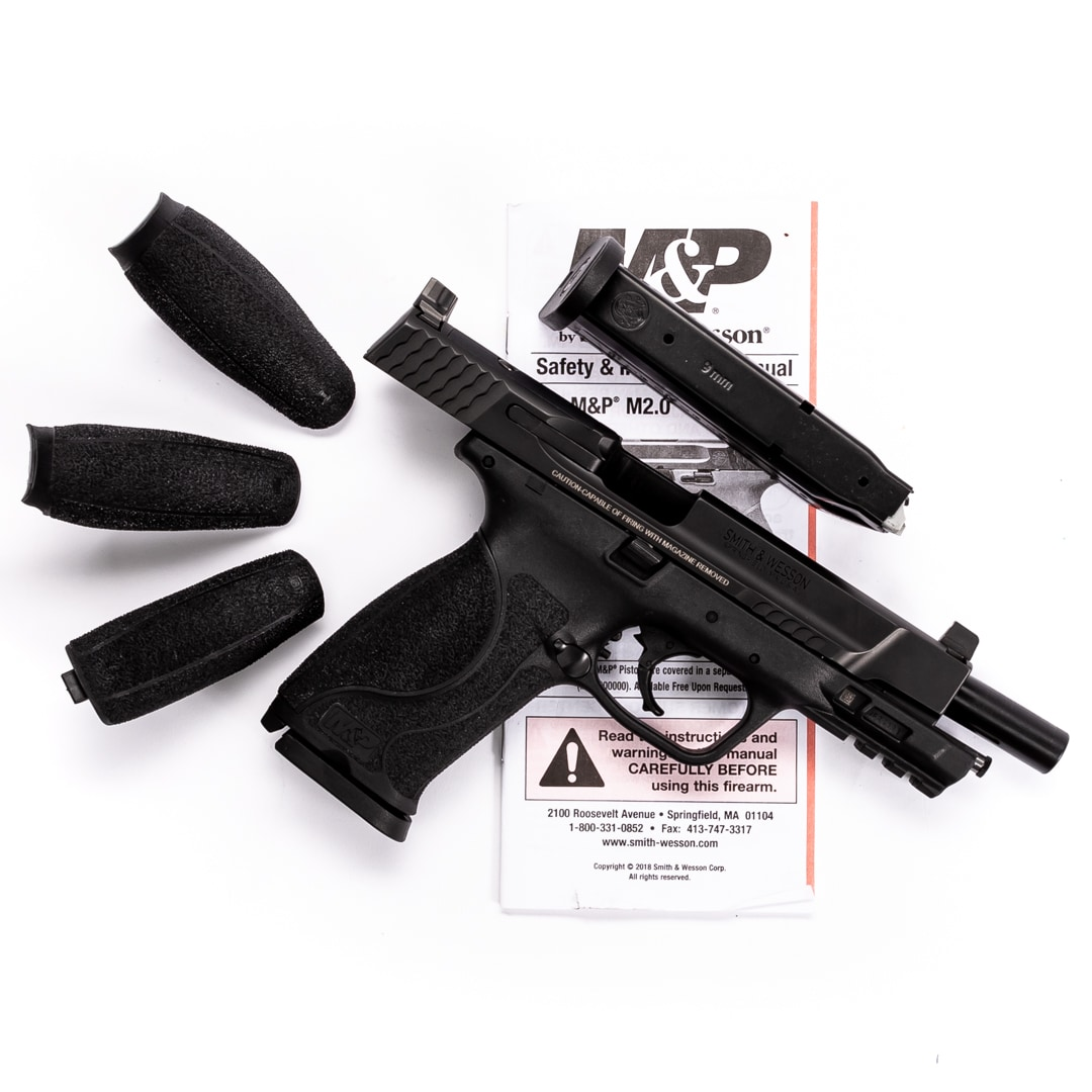 SMITH & WESSON M&P9 PRO SERIES