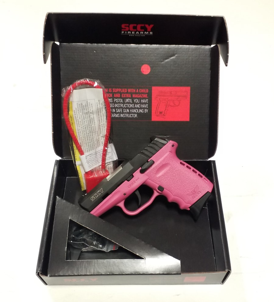 SCCY INDUSTRIES CPX 2