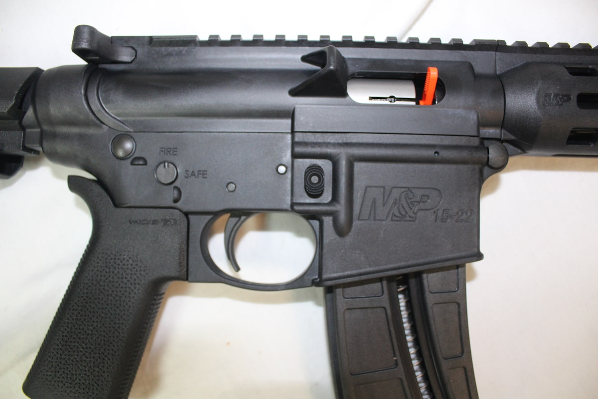 SMITH & WESSON mp 15-22