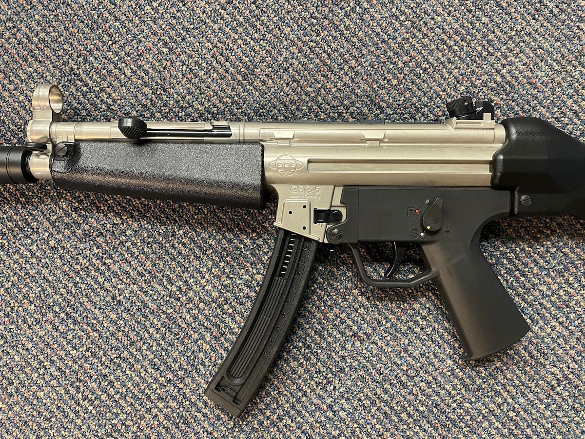 GSG GERMAN SPORTS GUNS GSG-5 MP5 Clone 1year anniversary