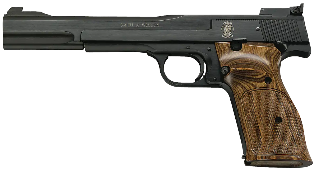 SMITH & WESSON MODEL 41-130512