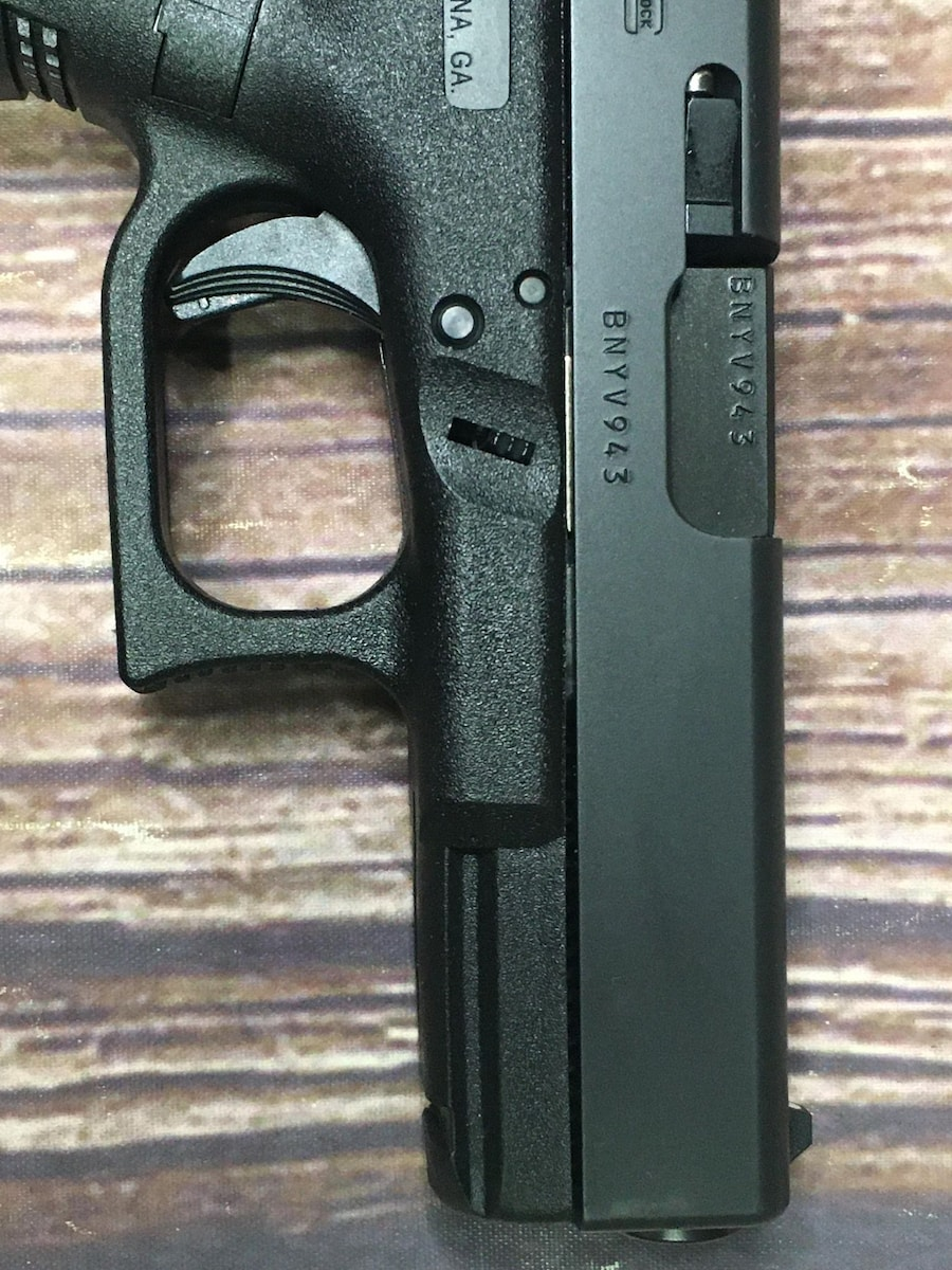 GLOCK 19 G19 Gen3 California Compliants