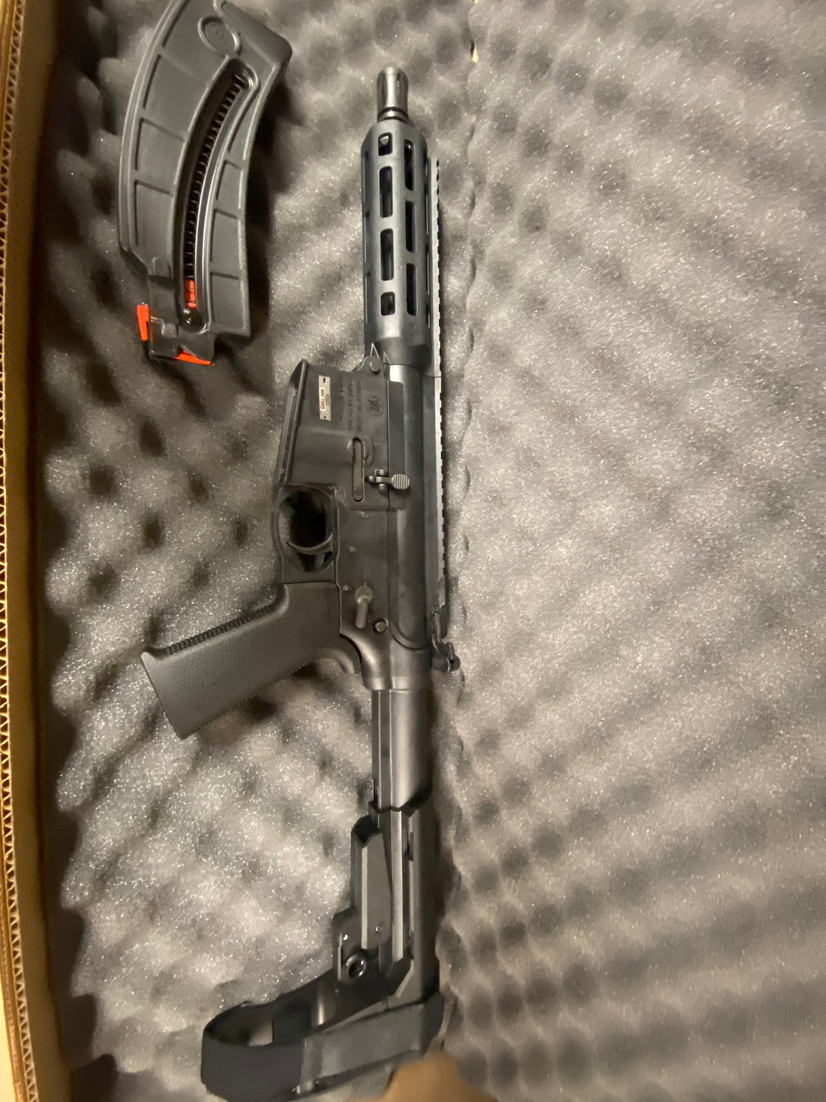 SMITH & WESSON M&P 15-22 Pistol