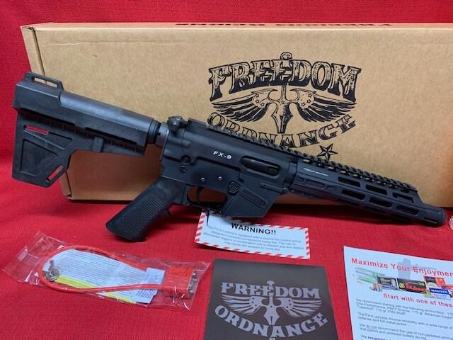 FREEDOM ORDNANCE FX-9 9mm