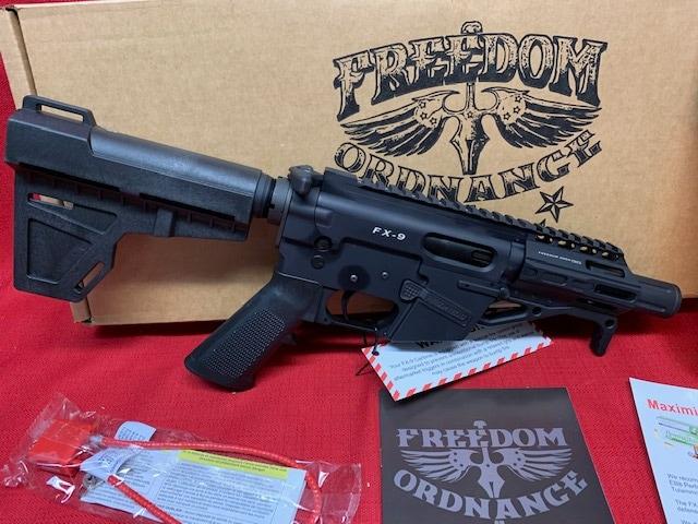 FREEDOM ORDNANCE 9MM FX-9 FX9P4