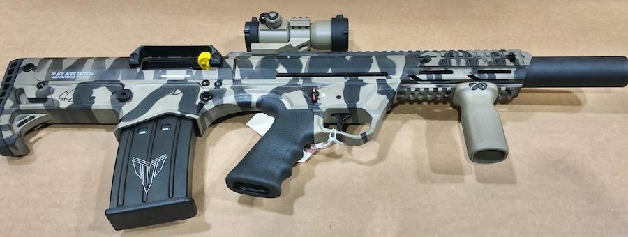 BLACK ACES TACTICAL Pro Series Bullpup (Pump)