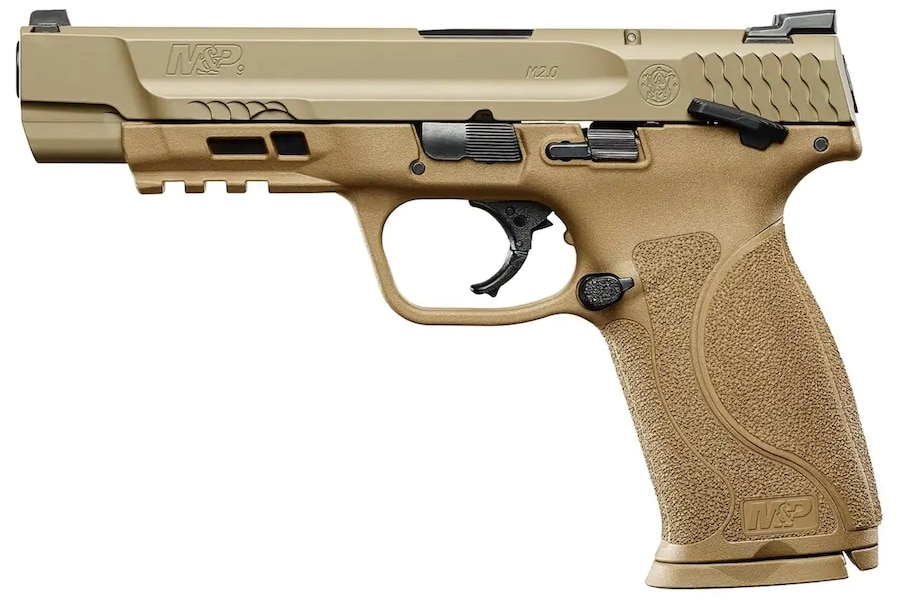 SMITH & WESSON M&P9 2.0 FDE-11537