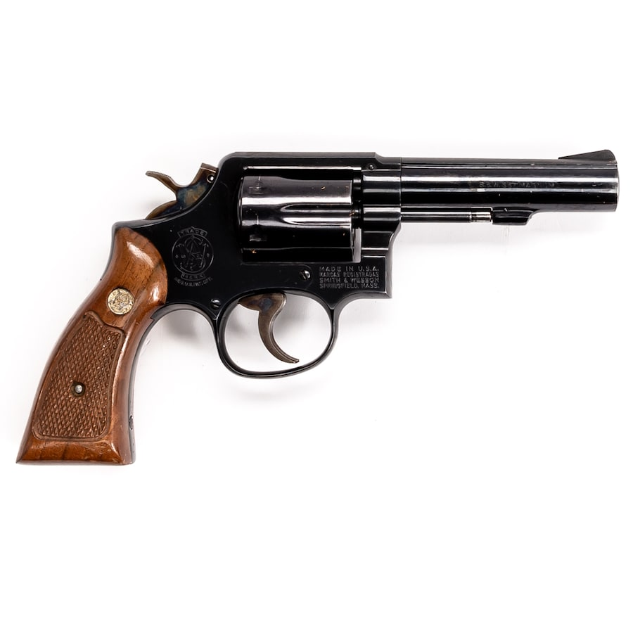 SMITH & WESSON MODEL 13-2