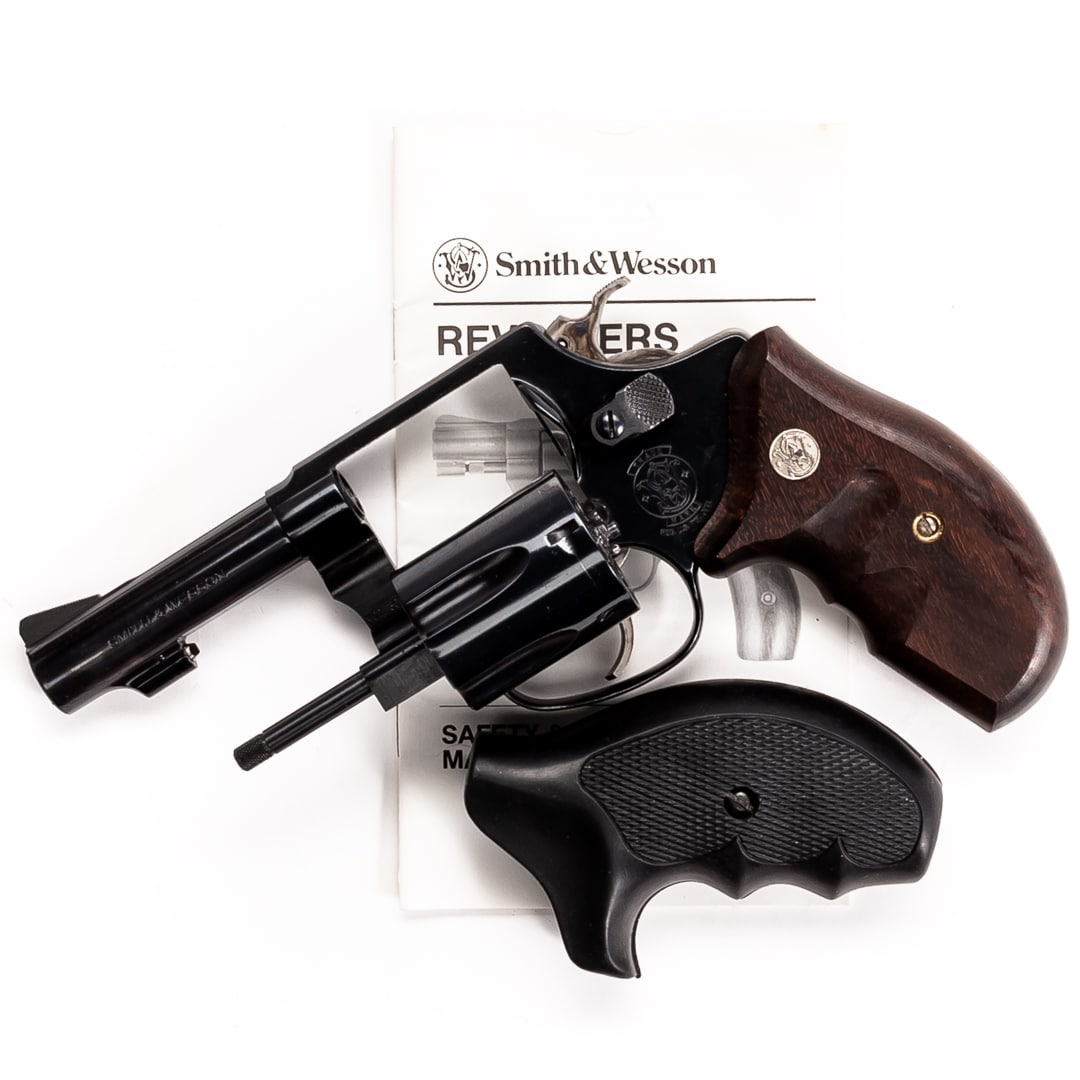 SMITH & WESSON MODEL 36-3 LADY SMITH