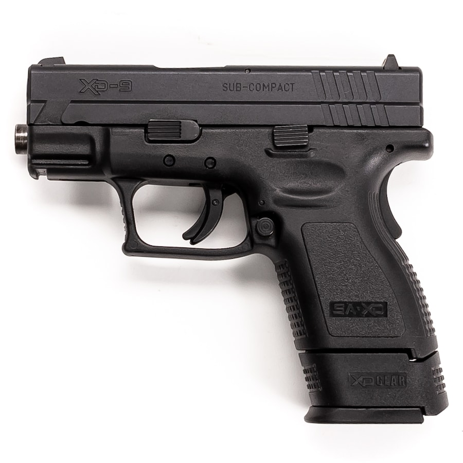 SPRINGFIELD ARMORY XD-9 SUB-COMPACT