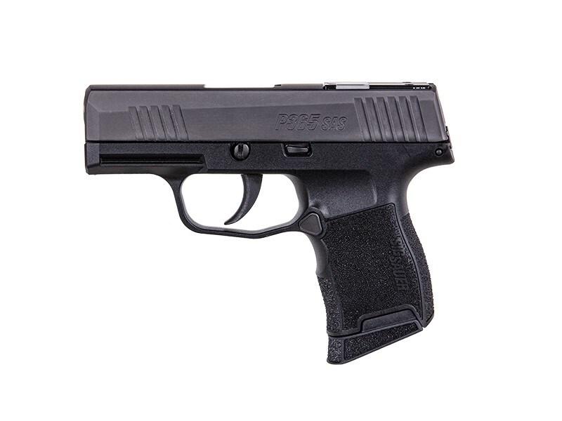 SIG SAUER P365 SAS 9MM NS 365-9-SAS|2 MAGS|TRITIUM NS 9mm