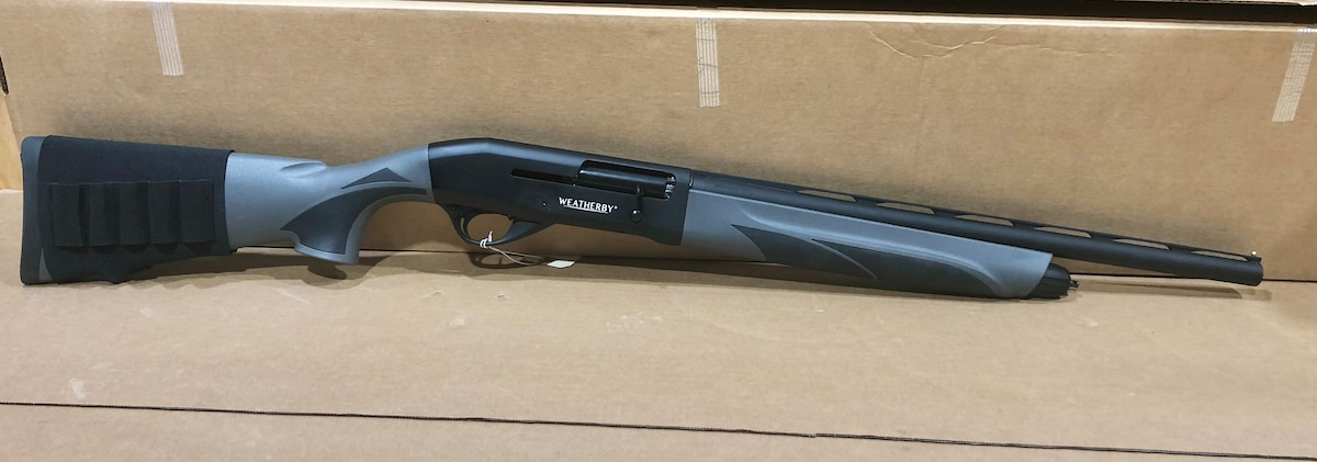 WEATHERBY ELEMENT SYNTHETIC custom