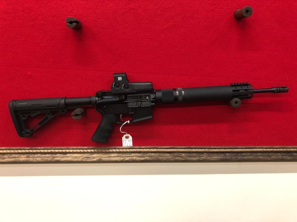 AERO PRECISION M4E1 custom
