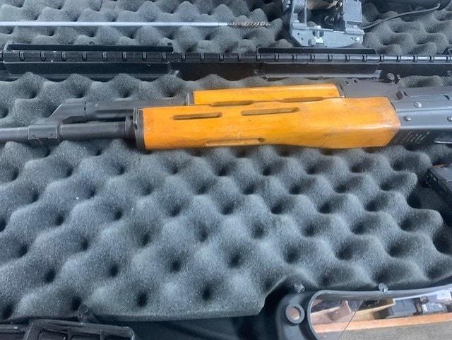 AK-47 DESIGN CARBINES, RIFLES, & PISTOLS PSL / FPK