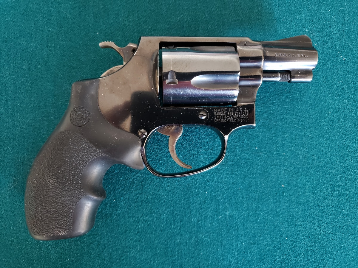 SMITH & WESSON MODEL 36 CHIEFS SPECIAL CLASSIC (.38 CHIEFS SPECIAL)