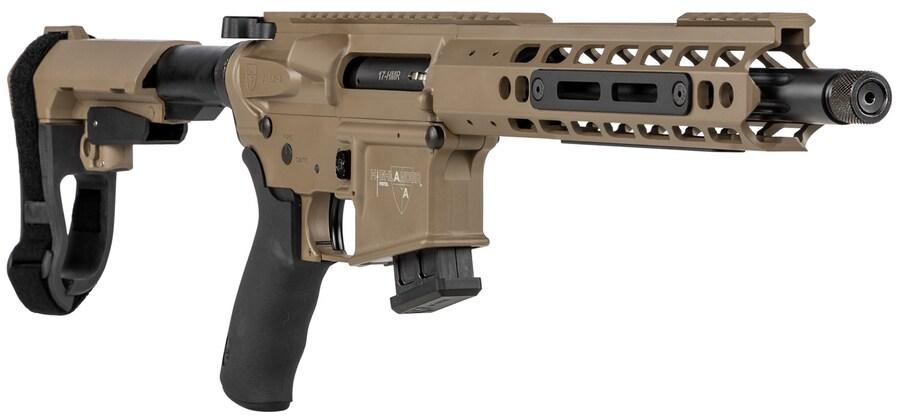 ALEXANDER ARMS LLC Highlander 17 HMR