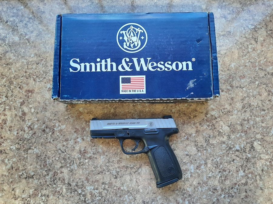 SMITH & WESSON S&W SD9 VE™